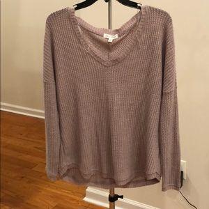 Socialite sweater